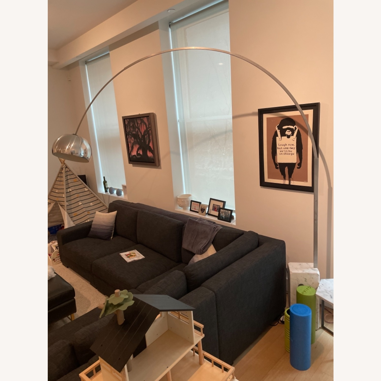 Design Within Reach Arco Lamp - image-0