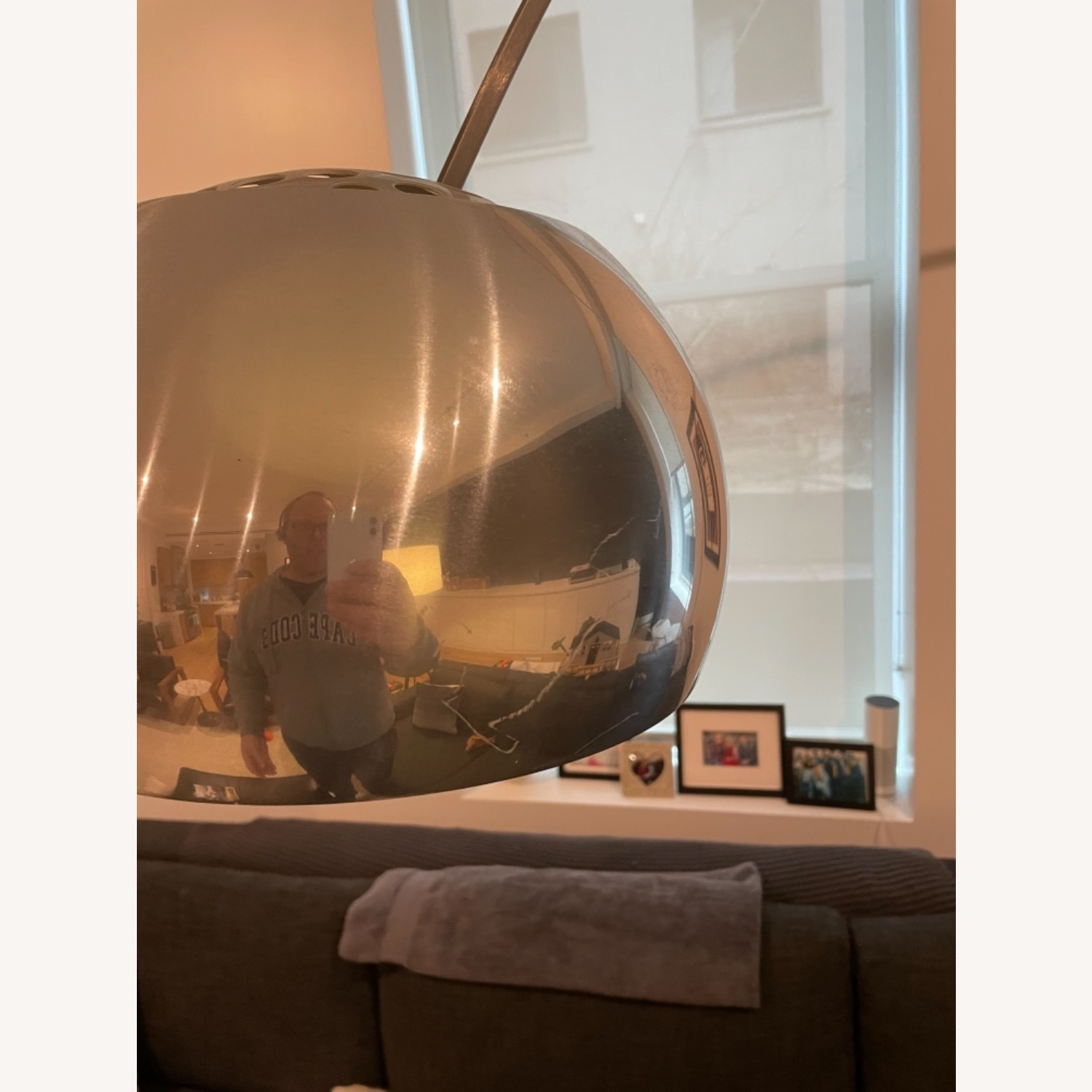 Design Within Reach Arco Lamp - image-3