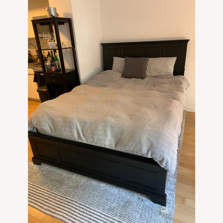 Black Queen Bed - image-1