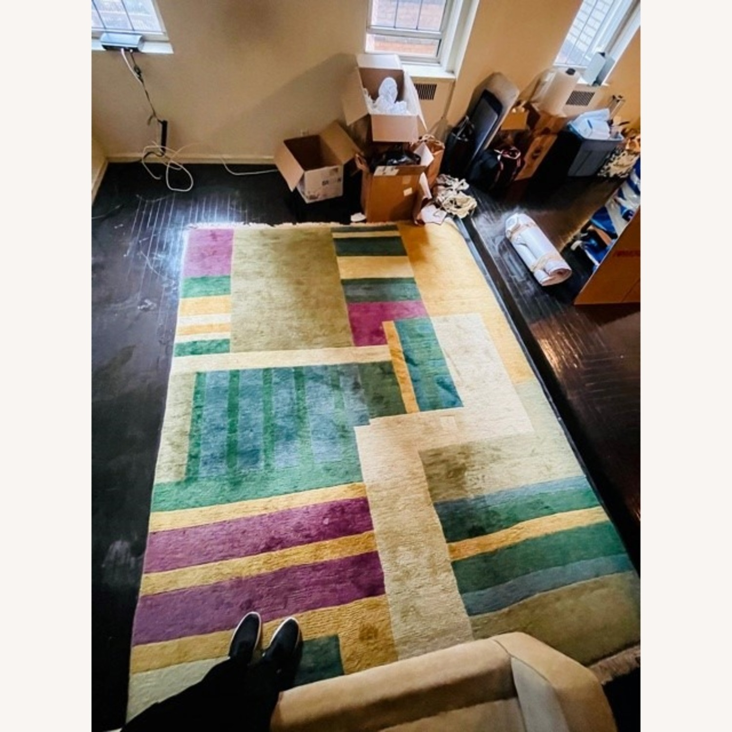 Pile Rug from ABC Carpet - image-0