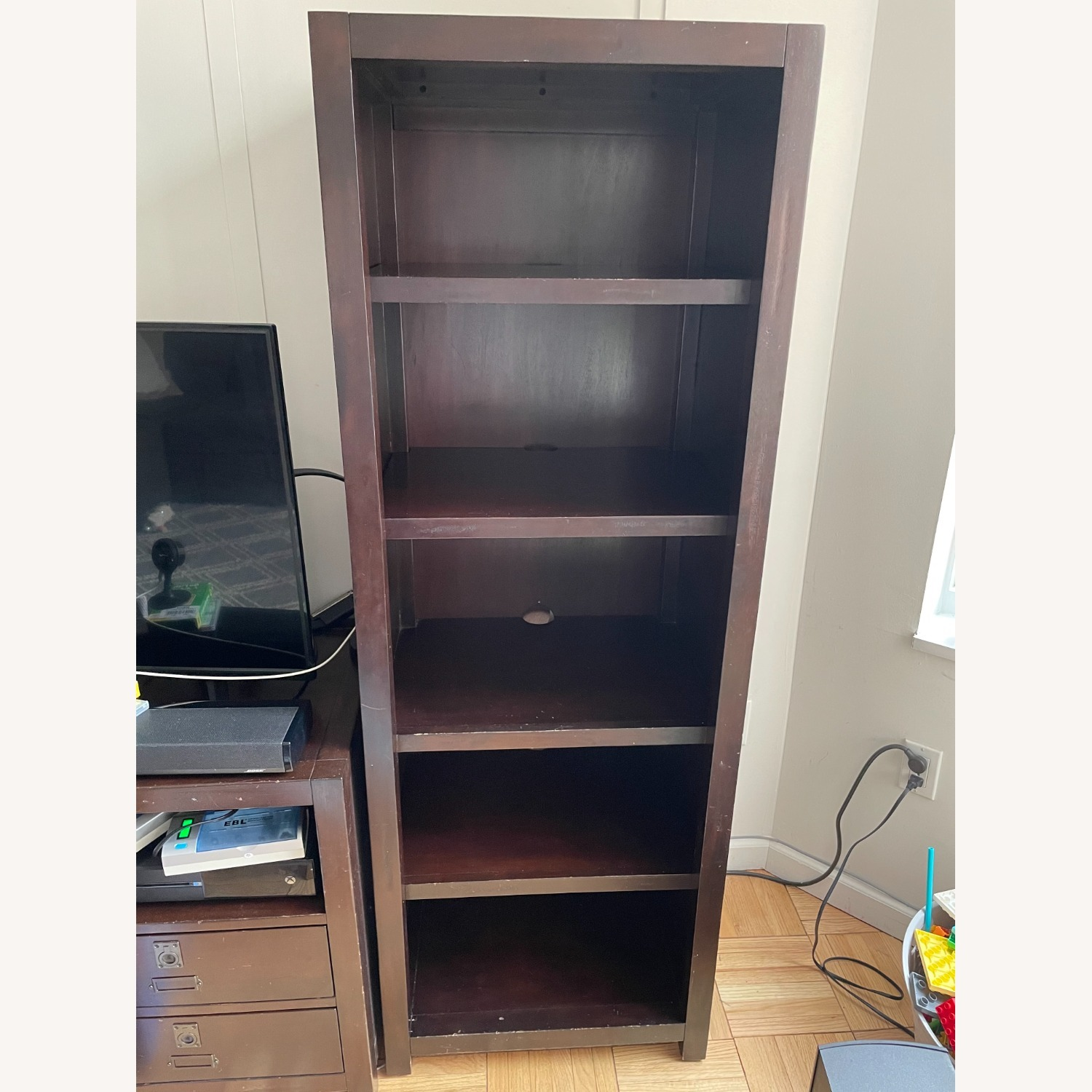 Pottery Barn Bookcases - image-1