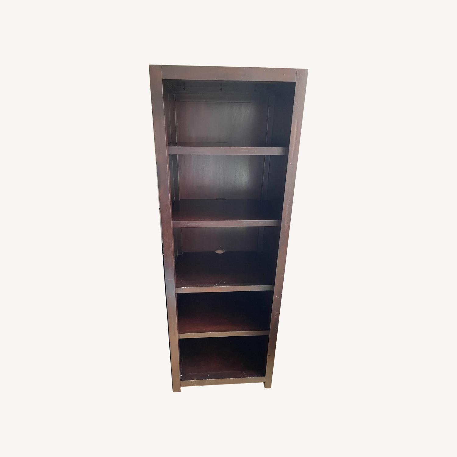 Pottery Barn Bookcases - image-0