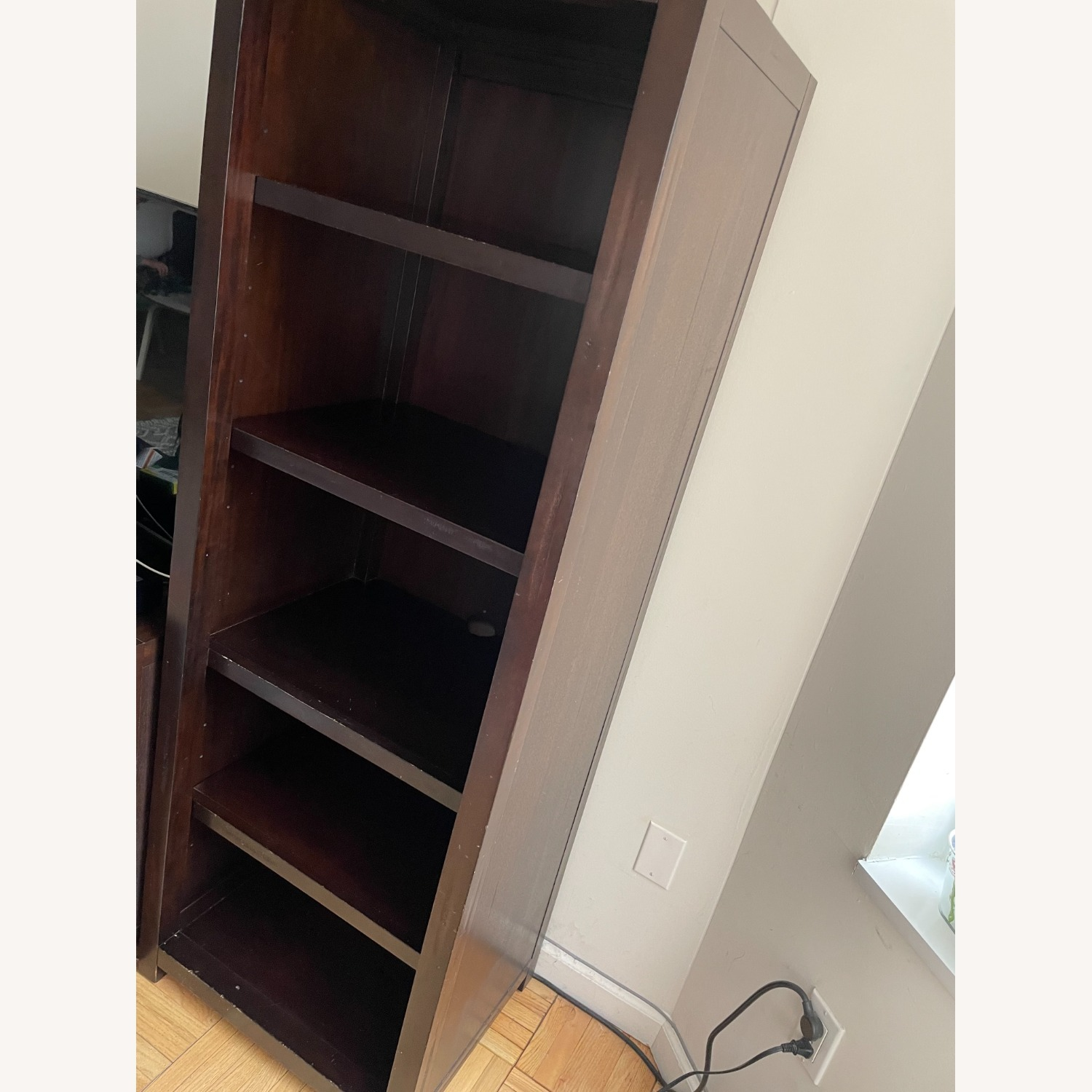 Pottery Barn Bookcases - image-2