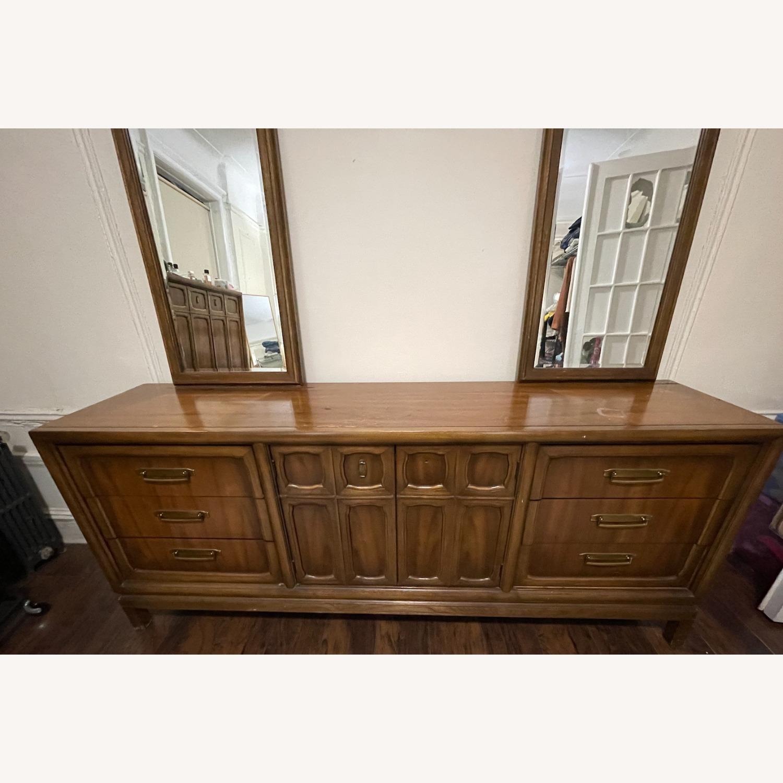 Vintage Dresser Mirrors - image-4