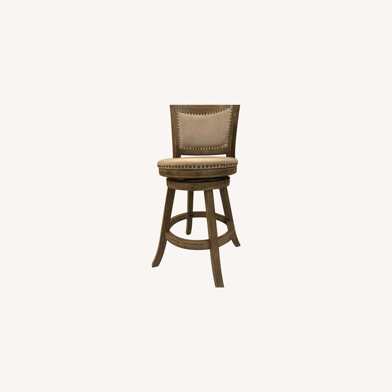 Wayfair Swivel Counter Chair - image-0