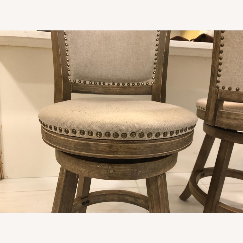 Wayfair Swivel Counter Chair - image-4