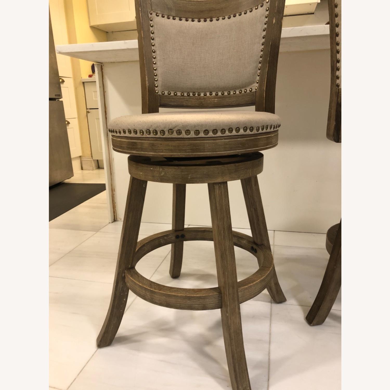 Wayfair Swivel Counter Chair - image-1