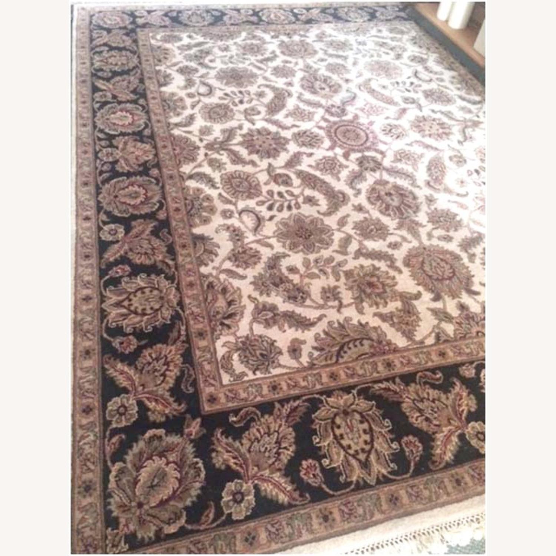 Persian Hand Woven Wool Rug - image-1