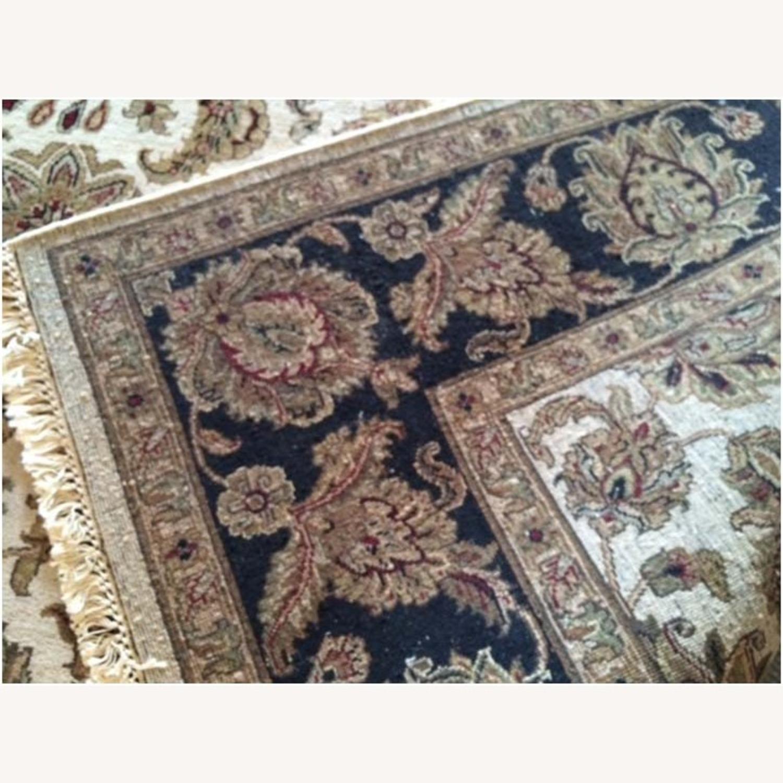 Persian Hand Woven Wool Rug - image-3