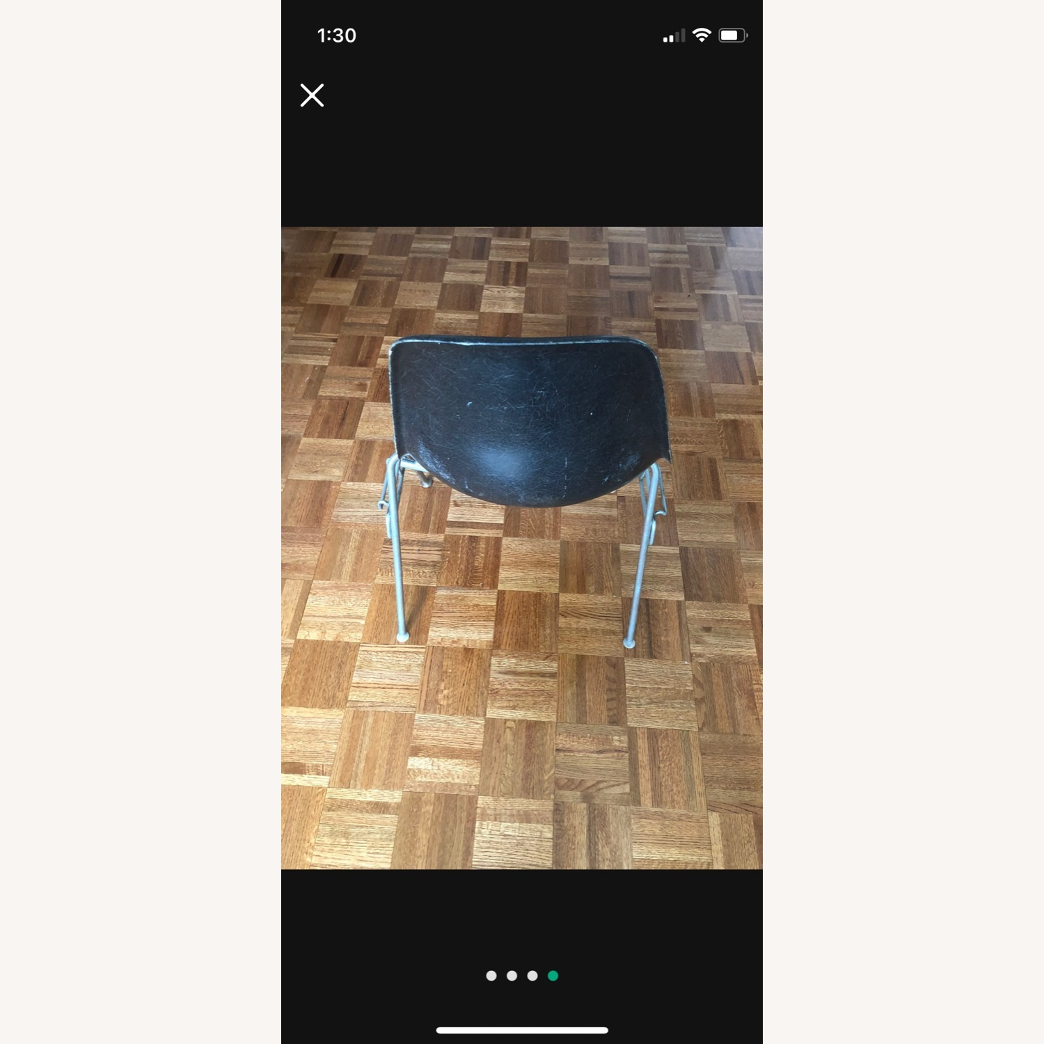 Vintage Eames Shell Chair - image-3
