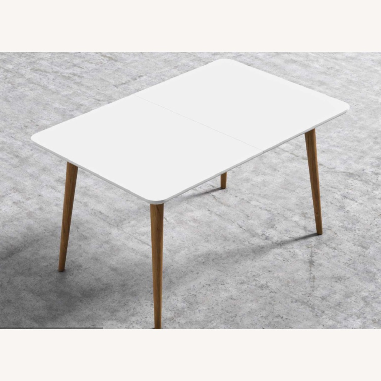 Rove Concepts White with Wood Dining Table - image-2