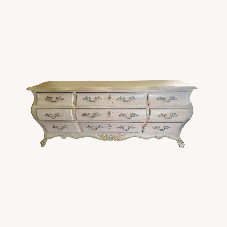 Hand Painted Dresser - image-0