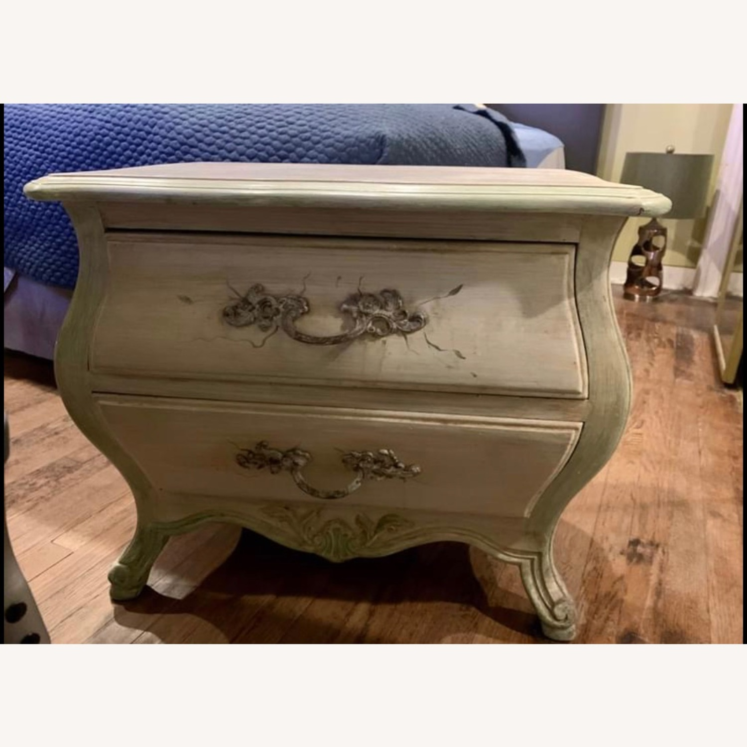 Hand Painted High Quality Nightstands - image-1