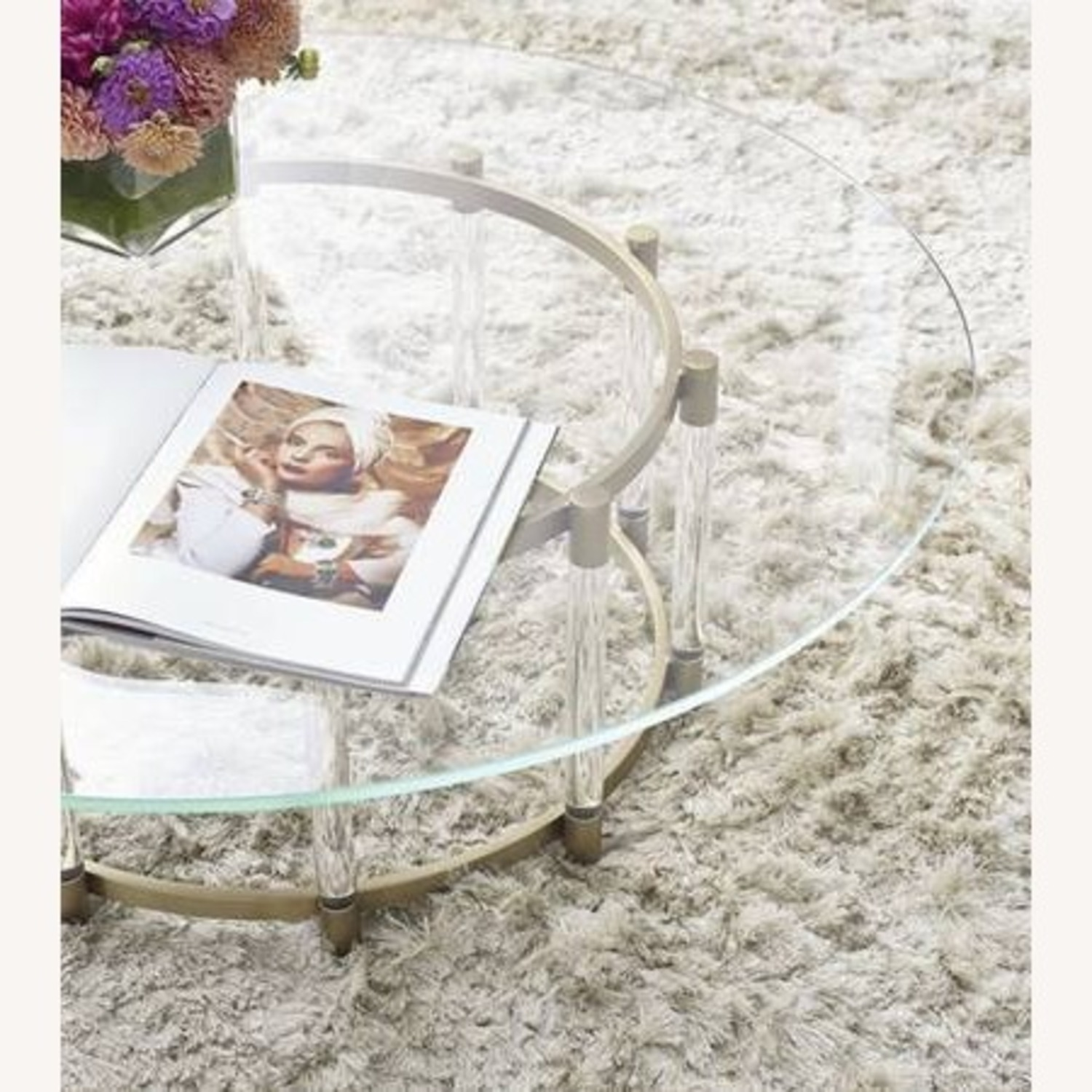 Mitchell Gold + Bob Williams Beverly Coffee Table - image-5