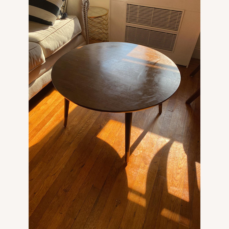 World Market Round Coffee Table - image-2