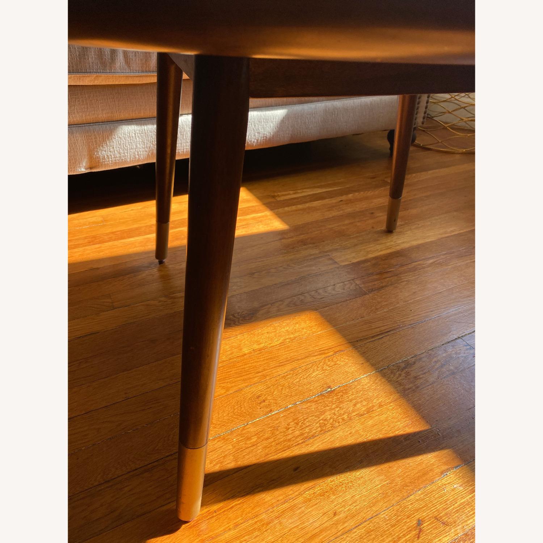 World Market Round Coffee Table - image-3