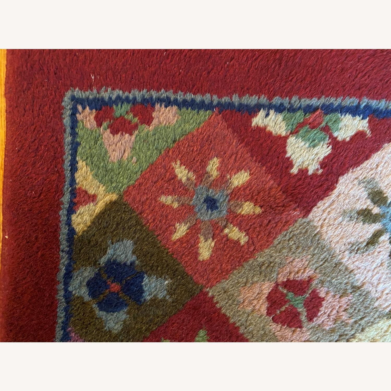 Pottery Barn 8x10 Area Rug - image-1