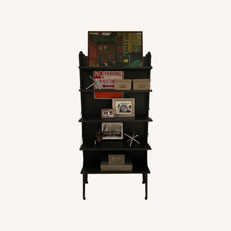 Restoration Hardware 1950's Modular Collection Bookshelf - image-0
