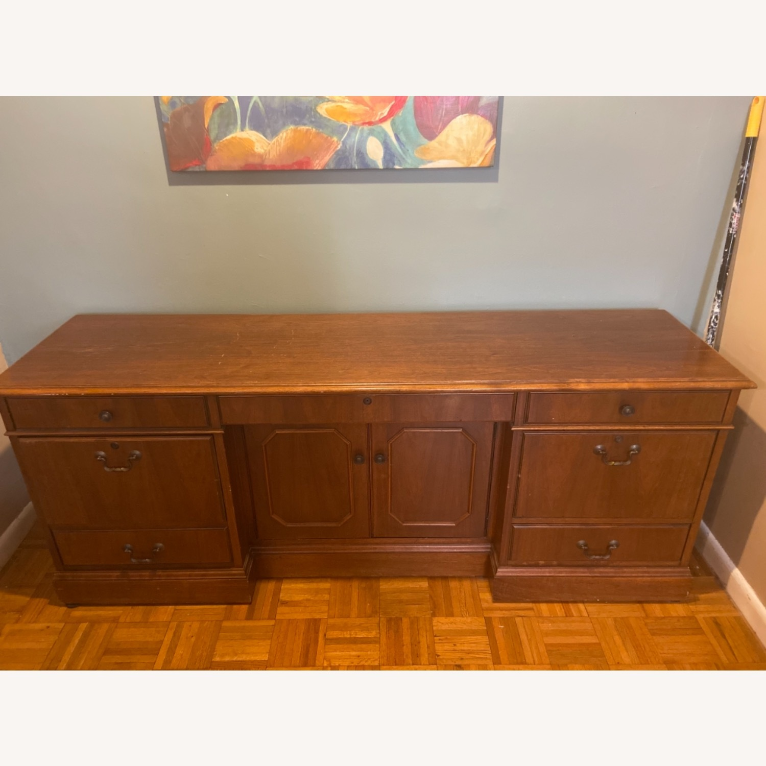 Credenza Solid Wood - image-1