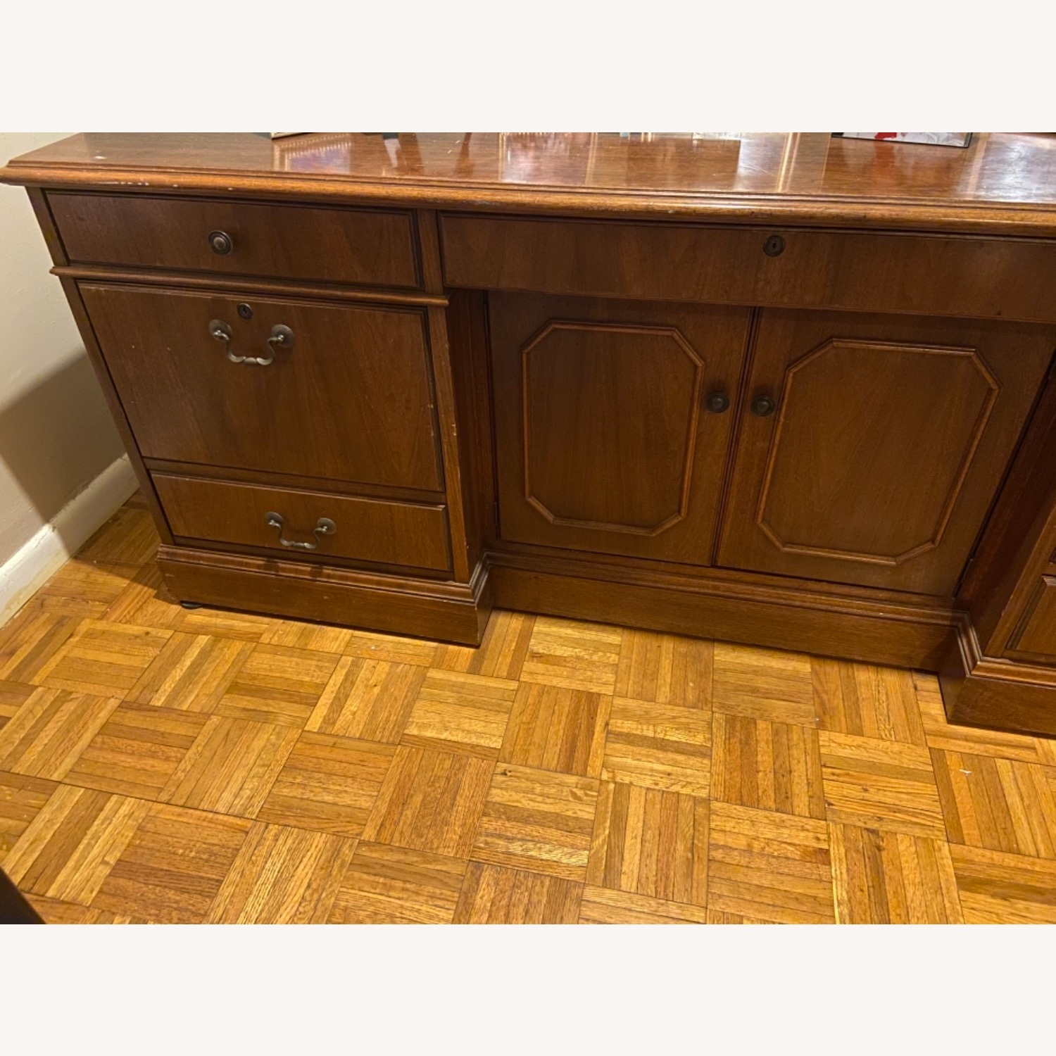 Credenza Solid Wood - image-9