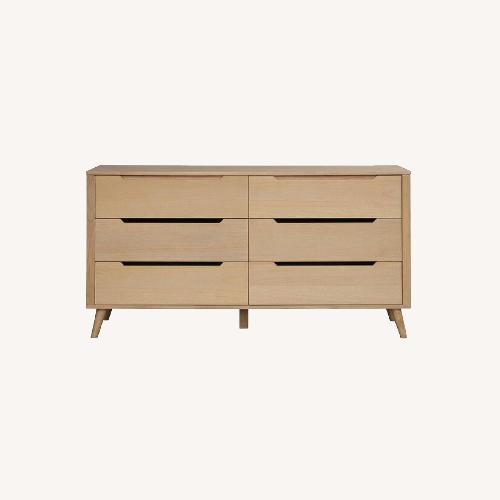 Used AllModern Hickok 6-Drawer Dresser for sale on AptDeco