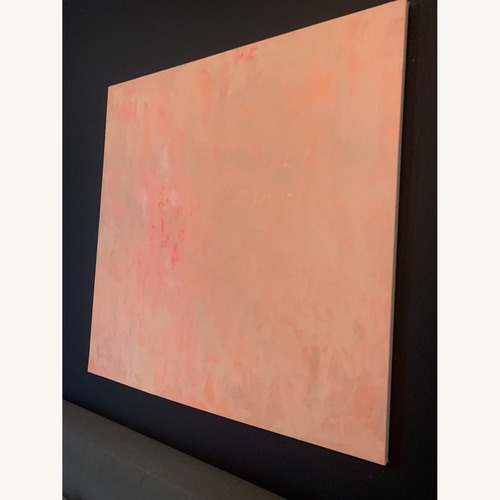 Used Pink Wall Painting for sale on AptDeco
