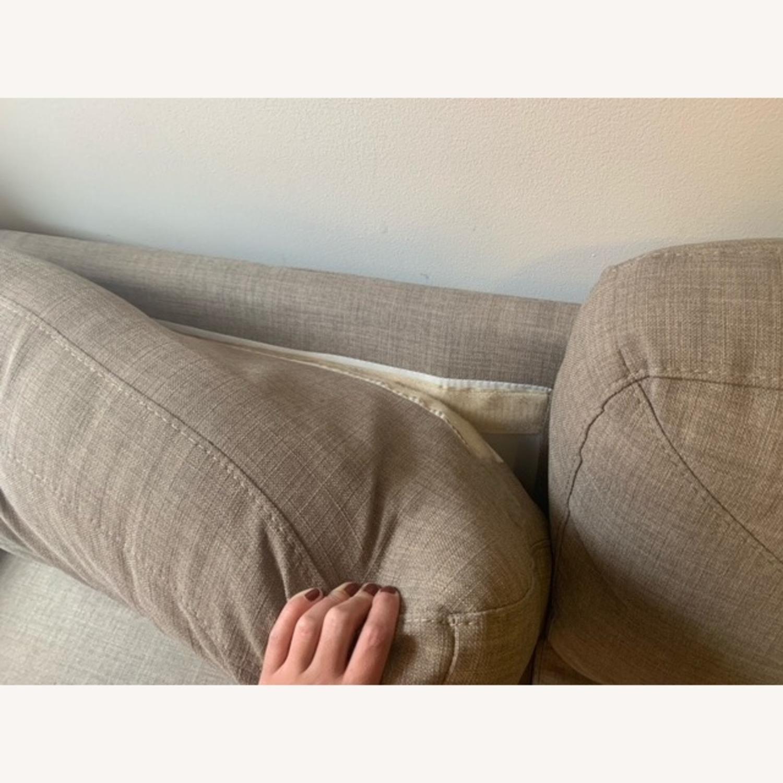"Bob's Annie 73"" Sofa in Natural - image-4"