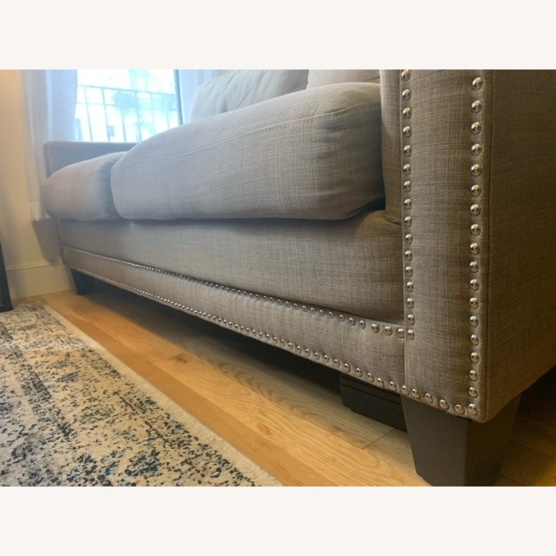 "Bob's Annie 73"" Sofa in Natural - image-3"