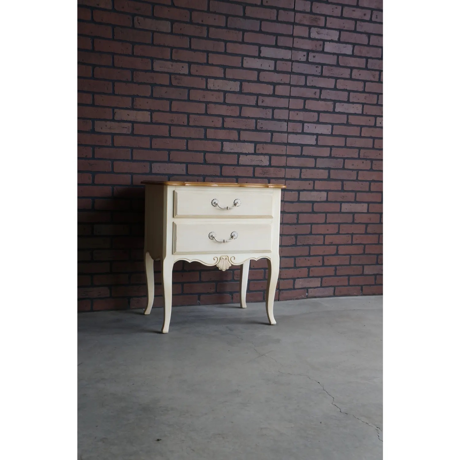 Ethan Allen Country French Nightstands - image-3