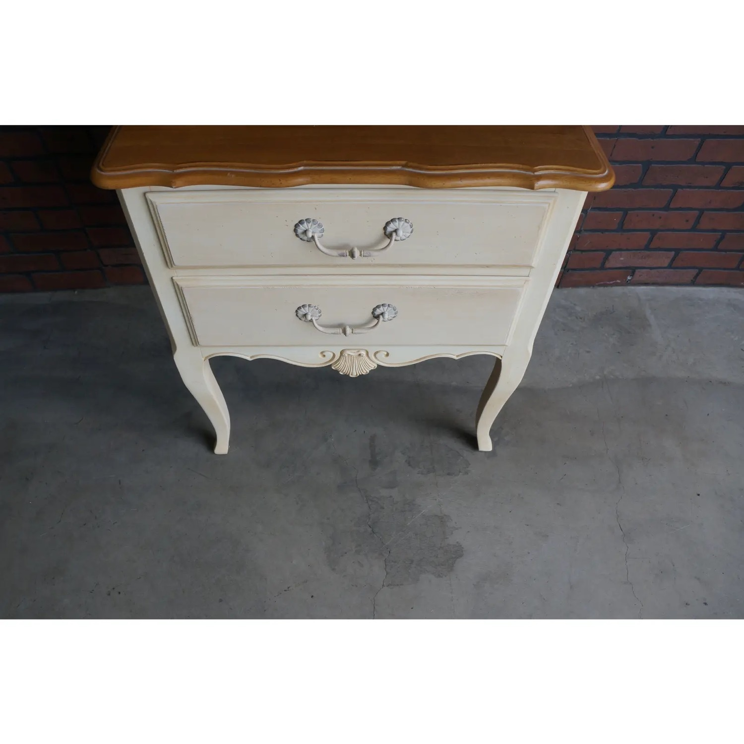 Ethan Allen Country French Nightstands - image-2