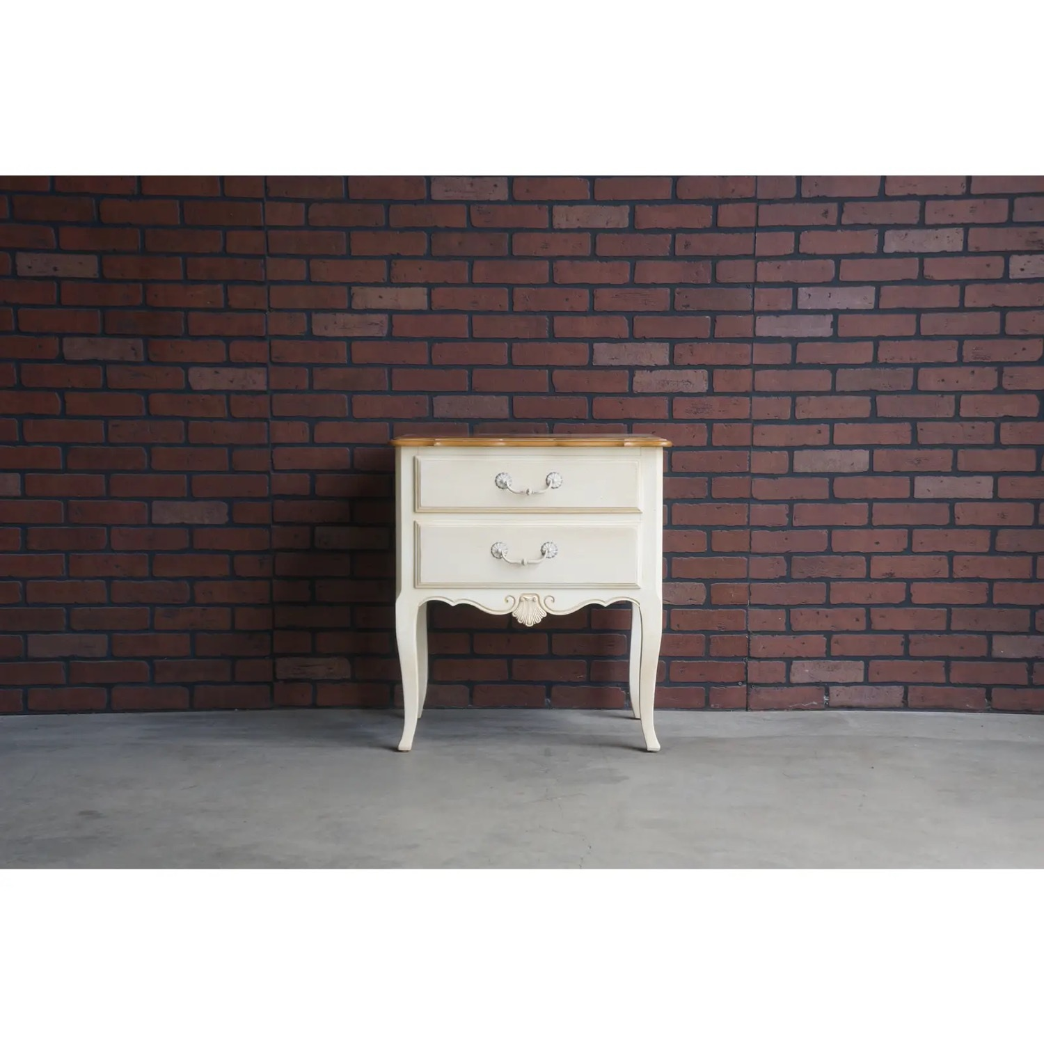 Ethan Allen Country French Nightstands - image-1