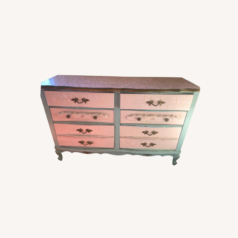 Restored Vintage Dresser - image-0