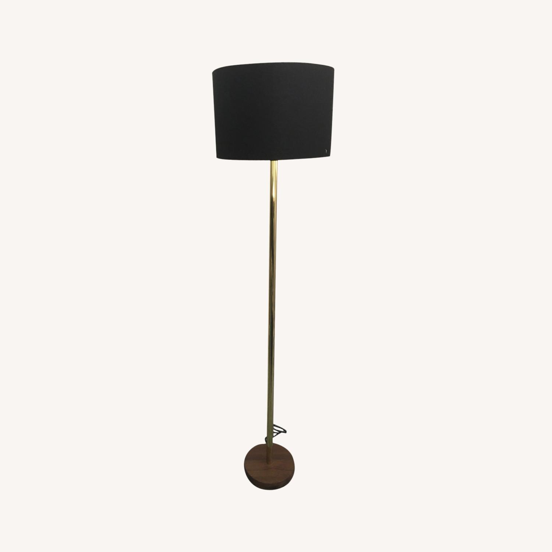 Organic Modernism Hotel Floor Lamp - image-0