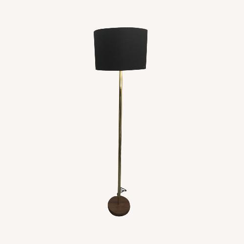 Used Organic Modernism Hotel Floor Lamp for sale on AptDeco