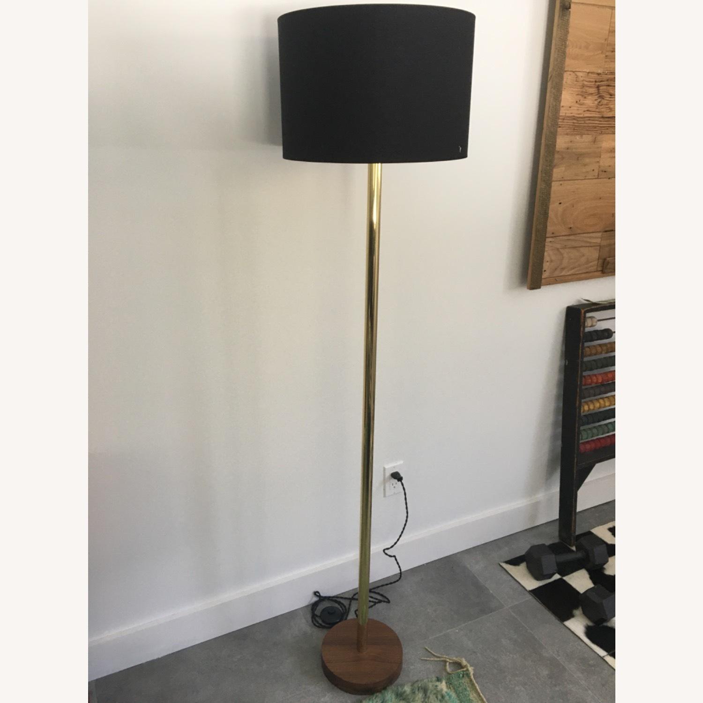 Organic Modernism Hotel Floor Lamp - image-1