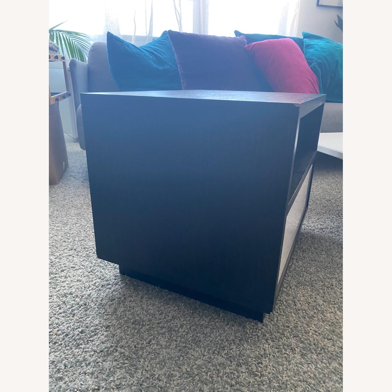 Blu Dot Black Mod-ulicious Bedside Table - image-2