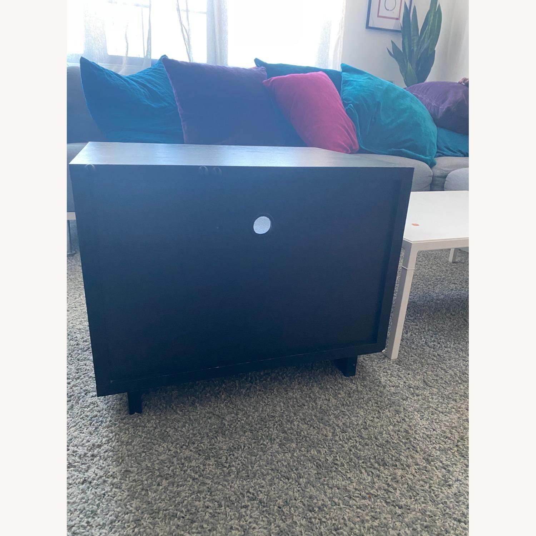 Blu Dot Black Mod-ulicious Bedside Table - image-6
