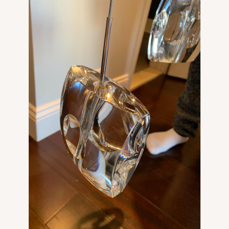 Lees Art Shop Ice Pendant Chandelier - image-3