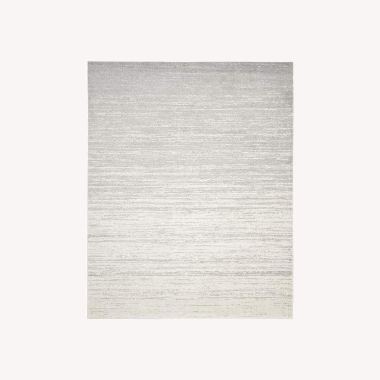 Safavieh 8x10 Ivory and Grey Rug - image-0