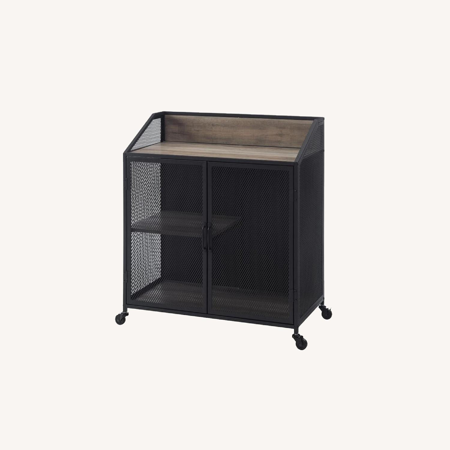 AllModern Heatherly Bar Cabinet - image-0