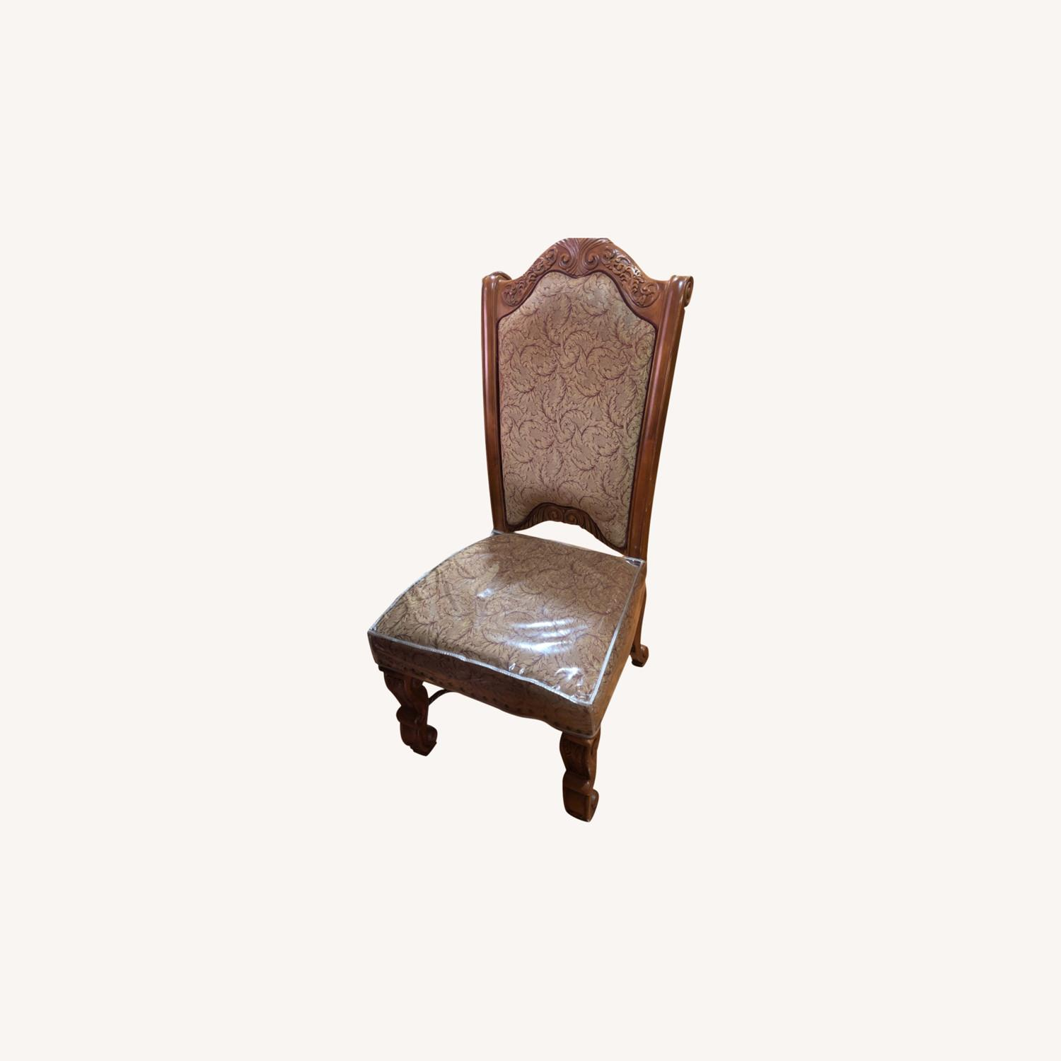 Fancy Dinning Room Chairs - image-0