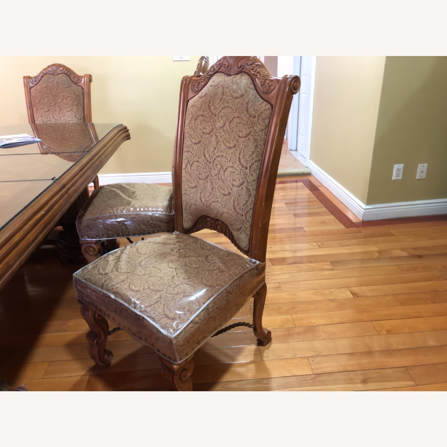 Fancy Dinning Room Chairs - image-2