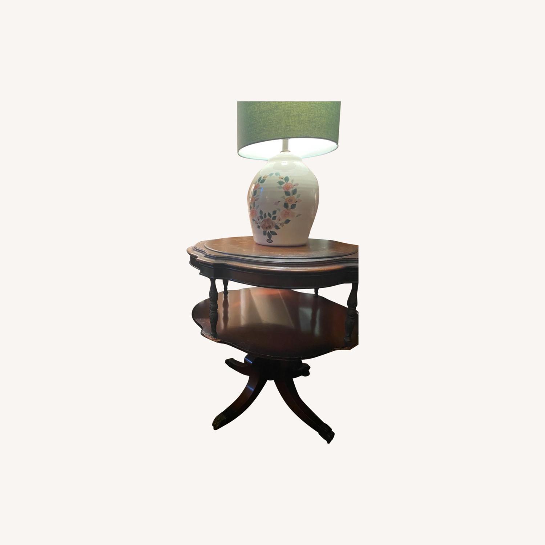 Antique Side Tables - image-0