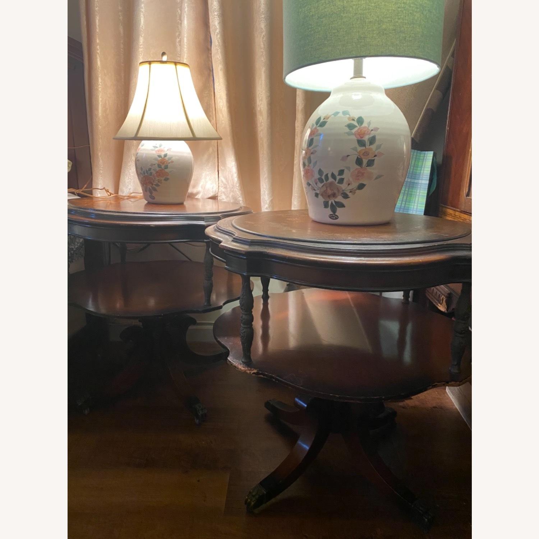 Antique Side Tables - image-1