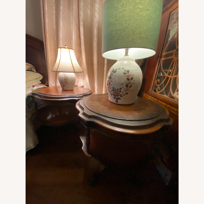 Antique Side Tables - image-4