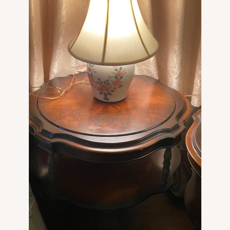 Antique Side Tables - image-2