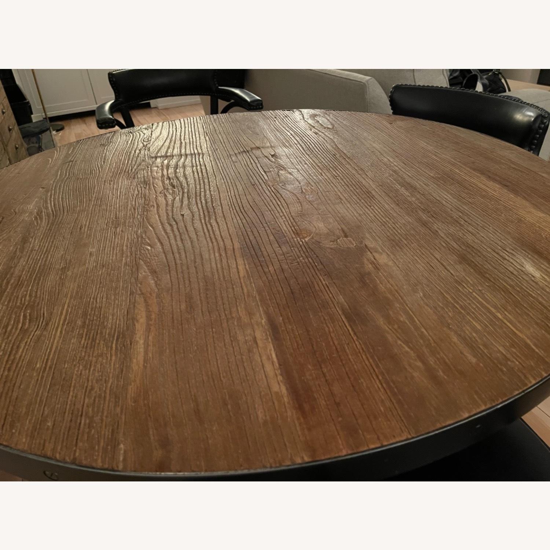 Restoration Hardware Dining Table - image-5
