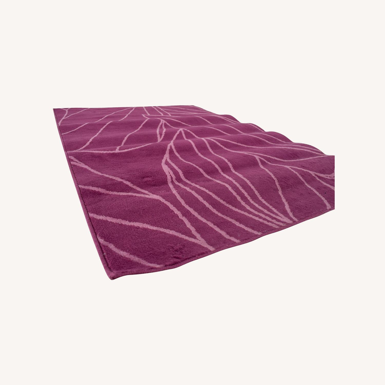 IKEA Laborg Lilac-Pink Rug - image-0