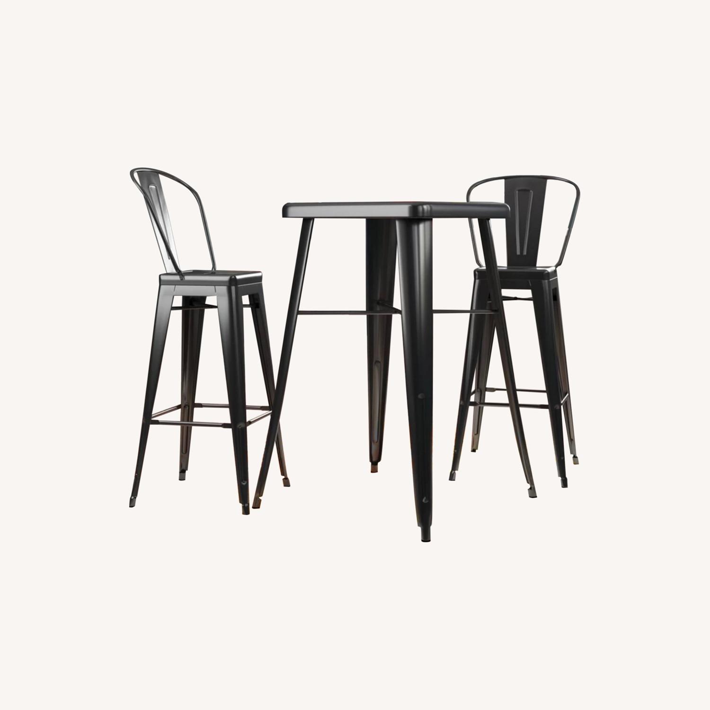 Mercury Row 3 Piece Dining Set - image-0