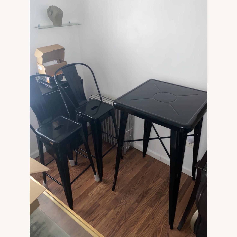 Mercury Row 3 Piece Dining Set - image-1